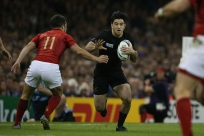 Rugby World Cup 2015 - New Zealand v France, 17 October 2015