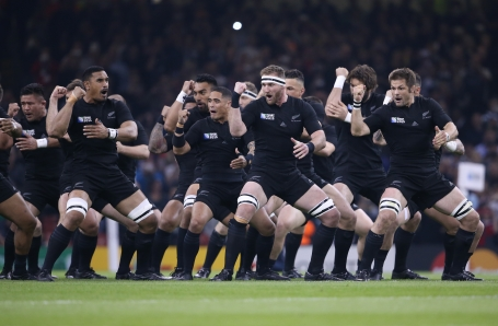 Rugby World Cup 2015 - New Zealand v Georgia, 2 October 2015