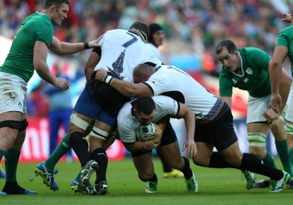 Rugby World Cup 2015 - Ireland v Romania, 27 September 2015