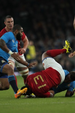 Rugby World Cup 2015 - France vs Italy - 19 September 2015