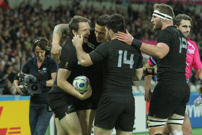 Rugby World Cup 2015 - All Blacks v Namibia, 24 September 2015