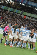 Rugby World Cup 2015 - South Africa v Argentina, 30 October 2015