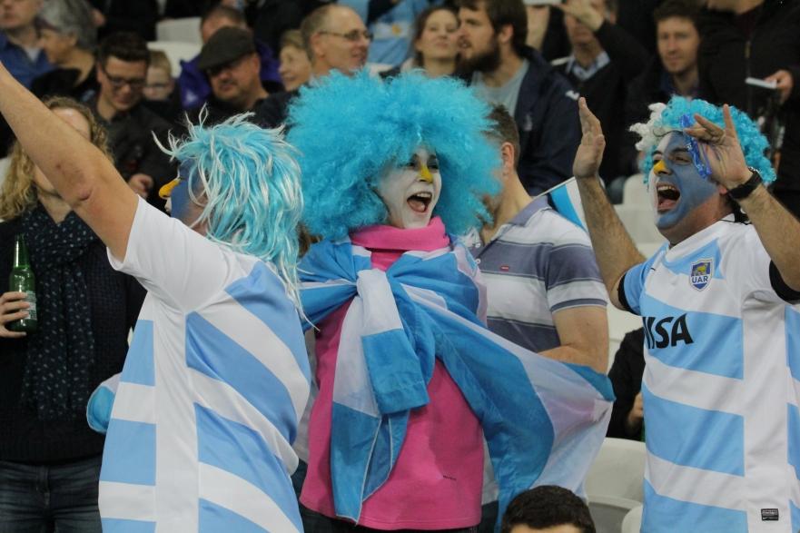 Rugby World Cup 2015 - South Africa v Argentina, 30 October 2015