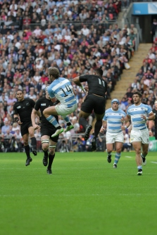 Rugby World Cup 2015 - New Zealand vs Argentina - 20 September 2015